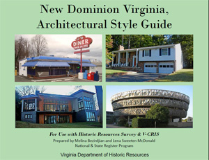 Cover of New Dominion Style Guide